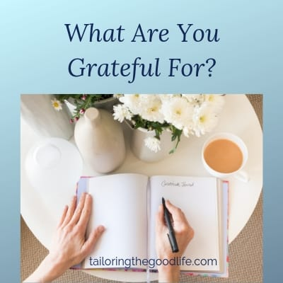 What Are You Grateful For? – 30 Gratitude Journal Prompts
