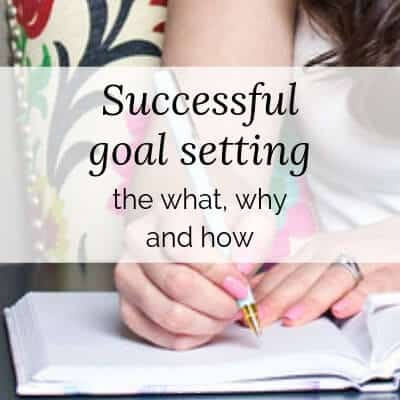 Successful Goal Setting, the What, Why, and How